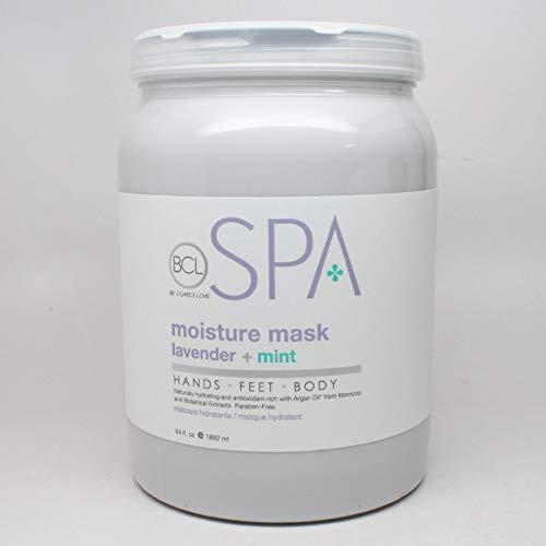Bio Creative Lab Spa Moisture Masque, Lavender, 64 Ounce