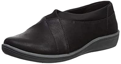Copper Fit Womens Restore Slip on Black Size: 6 US / 6 AU