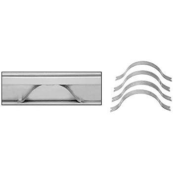 Crl Spring Clip For Aluminum Frame Molding Pack Of 100 Screen