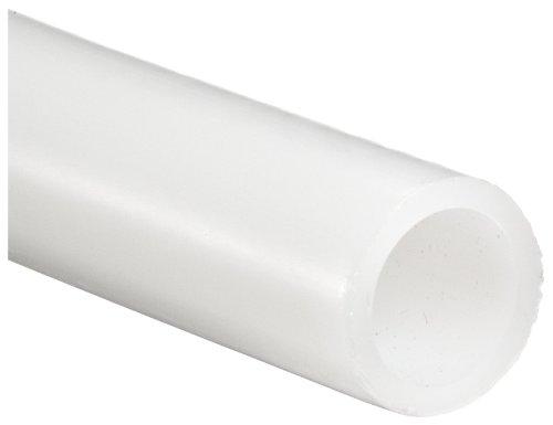 Hdpe Tubing - White High Density Polyethylene (HDPE) Tubing, 0.170