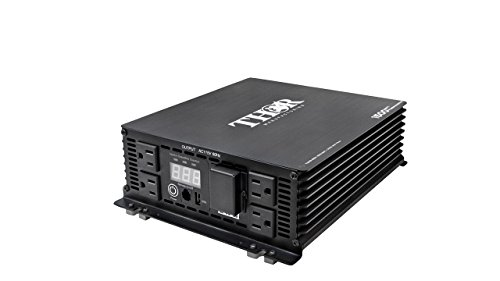 Thor THMS1500 1500W Power Inverter with USB 2.1