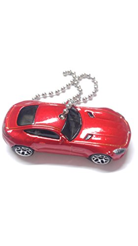 Price comparison product image Mercedes Benz Diecast Cars & Trucks Ceiling Fan & Light Pulls,  Key Chains,  Ornaments,  Pendants (Mercedes AMG GT - RED)