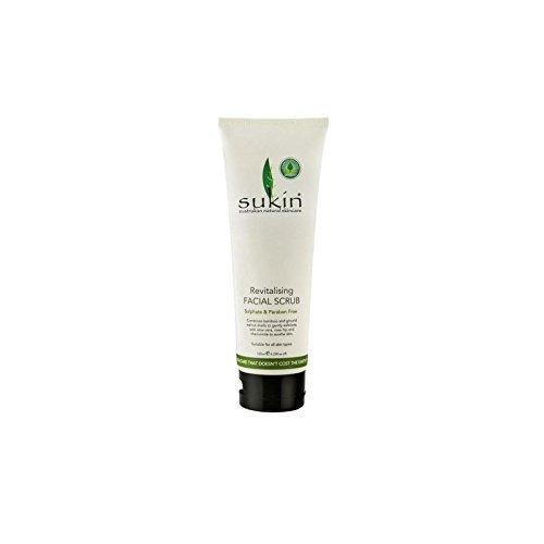 Sukin Revitalising Facial Scrub (125ml) (Pack of 2)