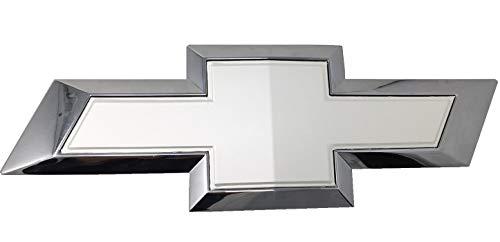 white chevy cruze emblem - 2