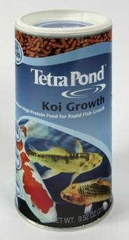 Growth Fish Food - Tetra Pond 16434 9.52 Oz Koi Growth Pond Fish Food