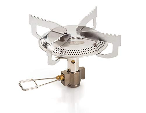 GSI Outdoors Glacier Camp Stove – High-Output Stove for Larger Pots Car Camping and Base Camp