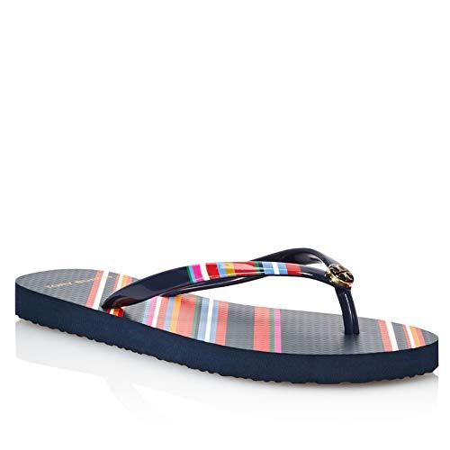 Tory Burch Rubber Flip Flop Sandals