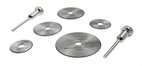 SE SS45HS 5-Piece High-Speed Steel Saw Blades Set