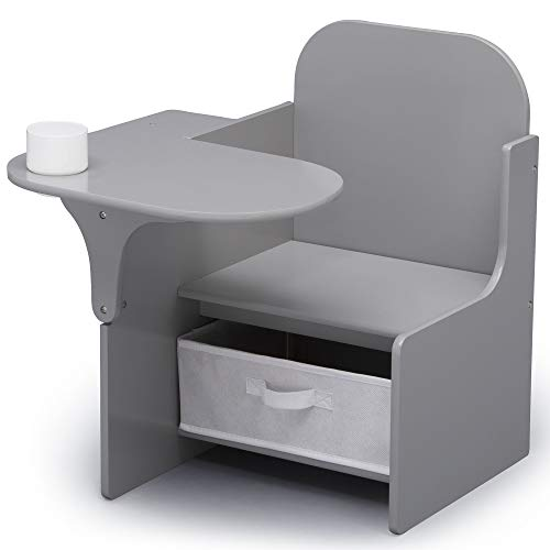 Delta Children MySize Chair Desk with Storage Bin, ()