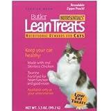 Lean Treats Nutritional Rewards For Cats 3.5 oz., My Pet Supplies