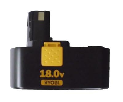 Ryobi HP1802M Drill Replacement 18V 1.5ah Ni-CD Battery # 1322401