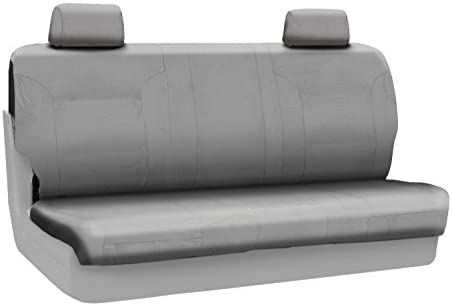 Amazon.com: Coverking Custom Fit Front Solid Bench Seat ...