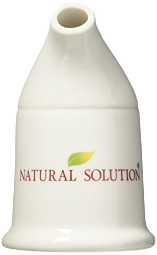 Natural Solutions Himalayan Pink Salt Inhaler,Therapy Inhaler for Asthma and Allergies