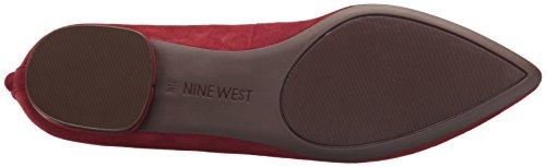 Nine WestOWL - Eule Damen Rotes Wildleder