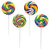 Swirl Pops - Lollipop Suckers (1-Pack of 12)