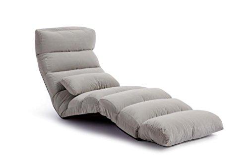 e-joy Relaxing Sofa Chair, Light Grey
