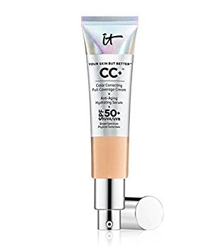 It Cosmetics Your Skin But Better CC Cream with SPF 50+ - Medium Tan