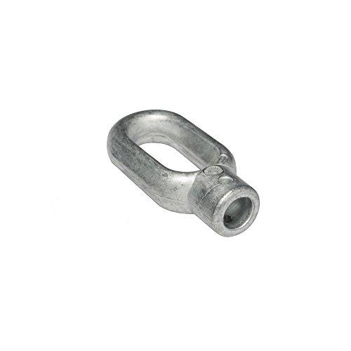 JAROLIFT-Markisen-Kurbelse-aus-Zinkdruckguss-Bohrung