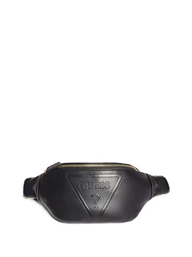 GUESS Factory Women's Gym Embossed Logo Waist Pack from GUESS Factory