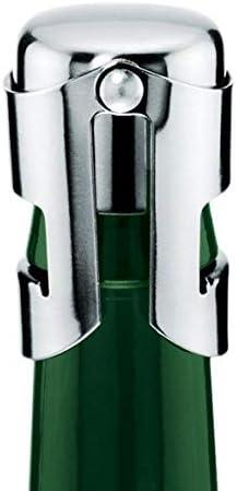 Tivollyff ユニバーサル430ステンレススチールシャンパンワインボトルストッパースパークリングワインボトルプラグシーラープリザーバーツール