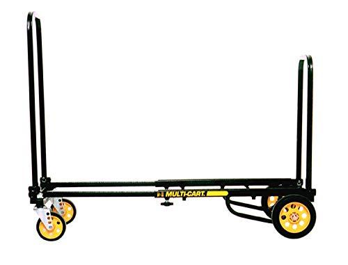 (Rock-N-Roller R2RT (Micro) 8-in-1 Folding Multi-Cart/Hand Truck/Dolly/Platform Cart/26
