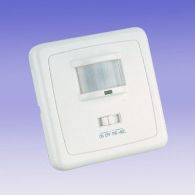 RoHS DH Interruptor/detector movimiento de pared