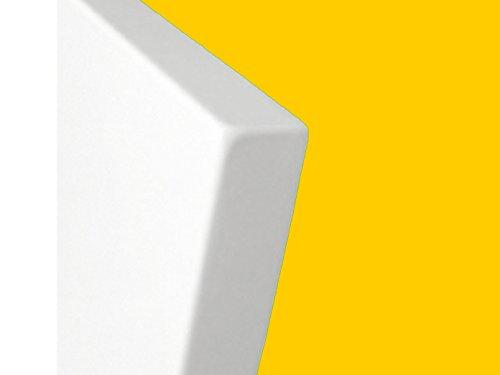 Calefacción por infrarrojos 400 W de techo/pared, montaje, 150 x 32 cm, para habitaciones de 10 - 20 m³, IP44, Vitalheizung: Amazon.es: Hogar