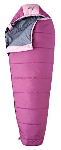 Slumberjack Girl Scout Synthetic Sleeping Bag