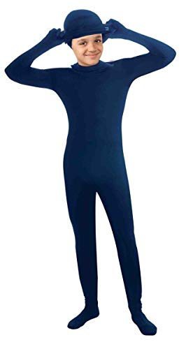 Forum Novelties I'm Invisible Bodysuit, Blue, Child's Large ()