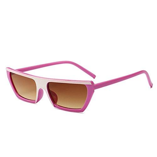 la europeas gafas de moda multicolores sol sol NIFG caja las americanas y la de B Gafas de de de reflexivas 0q0ZSPI
