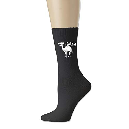 Camel Commercial Hump Day! Cotton Crew Socks For Men Women
