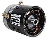High Speed Golf Cart 36 Volt Motor 4 HP 4400 RPM 19 Spline