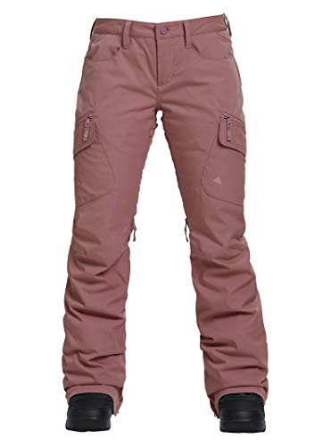 (Burton Women's Gloria Pant, Rose Brown,)
