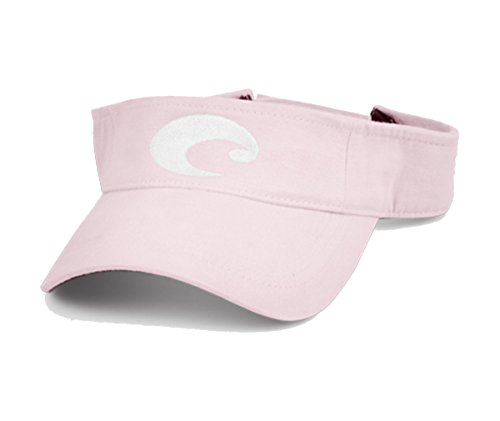 Costa HA15P Cotton Visor Pink
