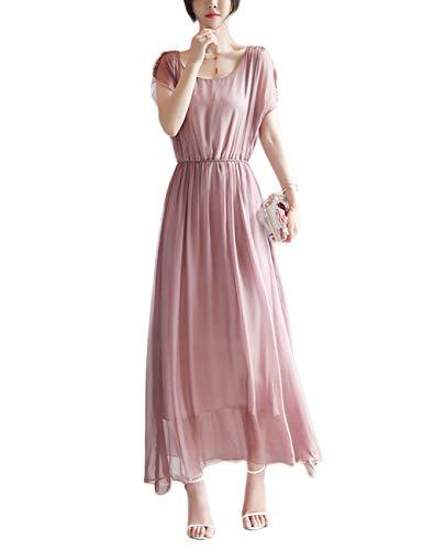 Cóctel Convertibles Máxima FeelinGirl de Rosa Longitud Multi Manera Fiesta Tirantes Noche 77 Vestido Falda Mujer qwvXTw8xB
