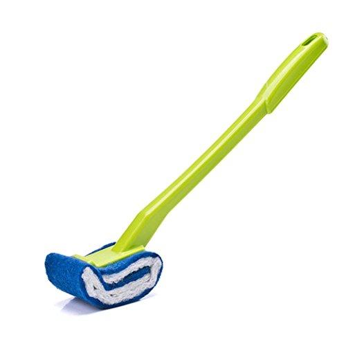 hongxander-bathroom-wash-clean-creative-cleaning-pp-toilet-sponge-brush-green