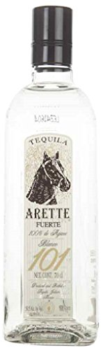 Arette 100% Artesanal Blanco Fuerte 101 Proof, 750 (100 Proof Alcohol)