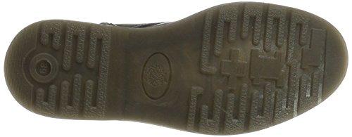 Mela Di Eden Damen Sun Combat Boots Schwarz (nero)