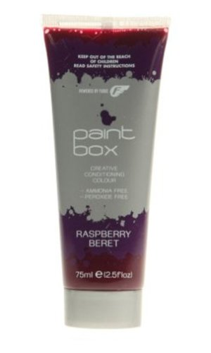 Fudge Colours Paintbox - Fudge Paintbox Creative Conditioning Colour - Raspberry Beret (2.5 oz.)