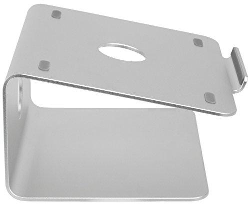 VIVO Aluminum Cooling Rotating Platform Portable Universal