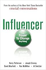 Influencer : The Power to Change Anything Hardcover