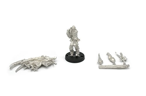 Stonehaven Elf Destroyer Miniature Figure (for 28mm Scale Table Top War Games) - Made in USA