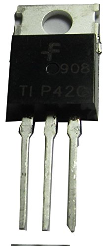 - Fairchild Semiconductor TIP42C TIP42 PNP Complementary Power Transistor TO-220 1 Pack