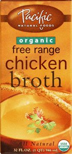 Pacific Foods Organic Chicken Broth-32 Oz (Pacific Chicken Stock compare prices)