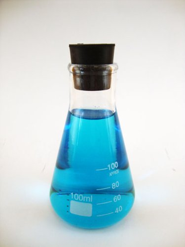 LabStock 100ml Erlenmeyer Rubber Stoppers product image