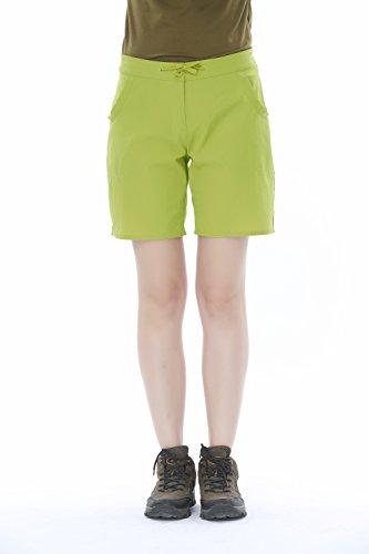 Tiheen Womens Quick Dry Outdoor Shorts Pants (FBA)