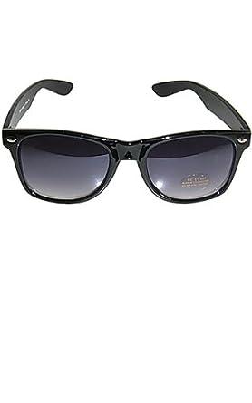 76710d17e7 Sunglasses Wayfarer (Ray Ban Style) Black  Amazon.co.uk  Clothing
