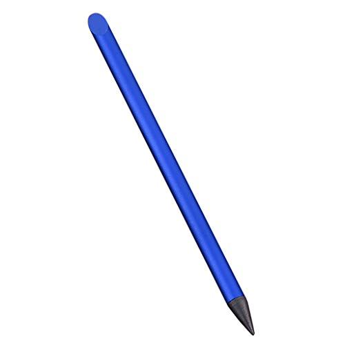 - Hot Sale!UMFun Inkless Eternal Metal Pen New Design Office Sign Pen Collectible Gift (Blue)