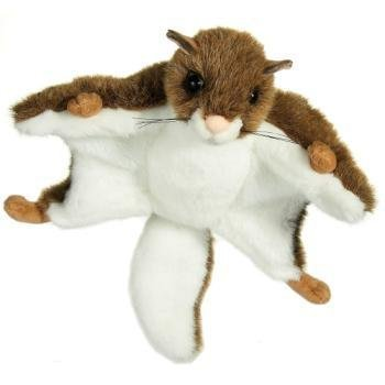 Plush Flying Squirrel - Fiesta Toys Flying Squirrel Plush Stuffed Animal Toy - 9 inch by Fiesta Toys