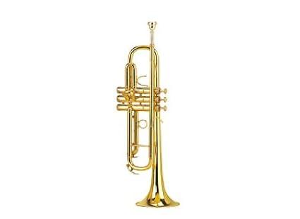 Triumph Lacquer Brass Bb Trumpet - 6416L